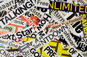 Searching for the right words? A freelance copywriter can find them for you?